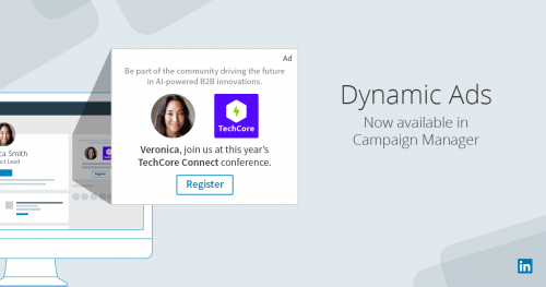LinkedIn Dynamics and Display Ads