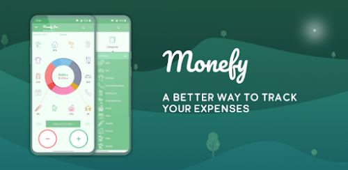 Monefy - Expense Tracking Apps