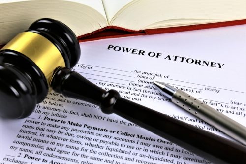 Power of Attorney (POA) and Durable Power of Attorney