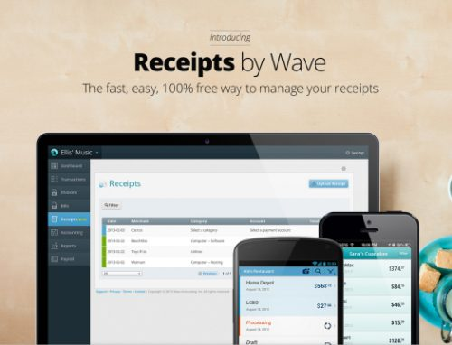 Receipts by Wave (Wave Receipts)