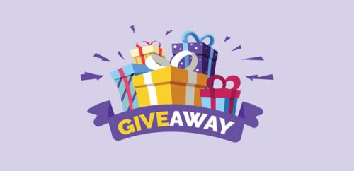 Run a Contest or Giveaway Partnering with Highly Followed Profiles