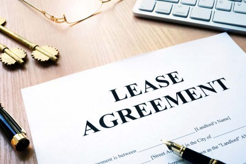 Study the Lease Terms