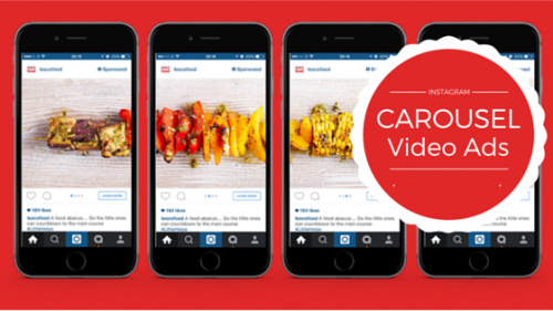 Use Instagram Carousel Ads - Tricks to Promote your Business through Instagram Ads
