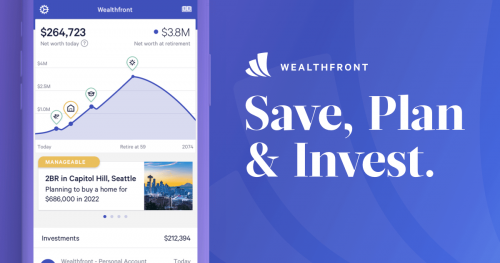 Wealthfront - Investing Apps