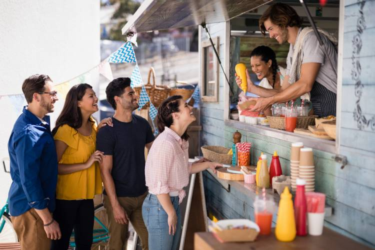 A Guide to Start Food Truck Catering