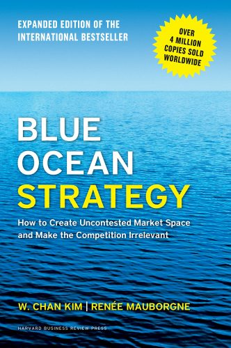 Blue Ocean Strategy - Marketing Book