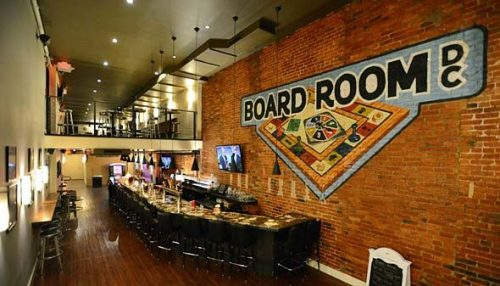 Branding and Advertising - board game cafe