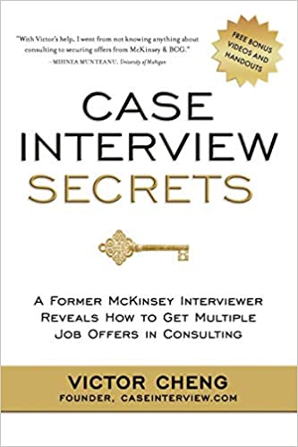 Case Interview Secrets - Consulting Books