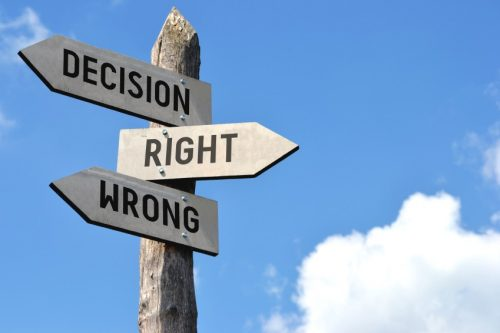 Freedom of decision making