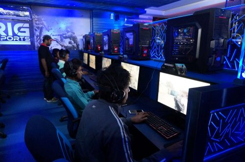 Hiring addicted gamers as staff