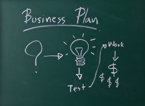 Make a solid business plan
