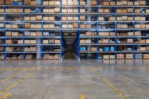 Step 6: Rent or Buy Warehouse Space