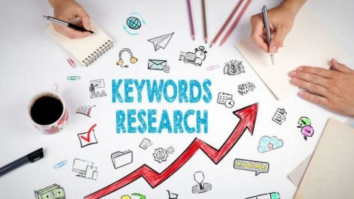 Research Content of Your Competitors and Site Keywords