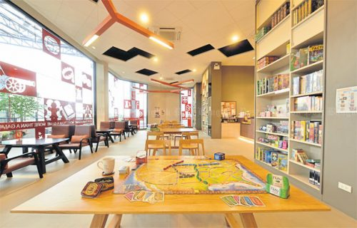 The Rise of Board Game Cafes