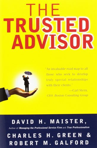 The Trusted Advisor - Consulting Book