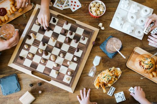 What's on the Menu? - board game cafe