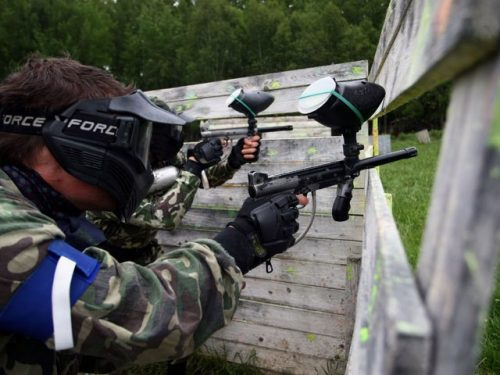 Creating a Researched Marketing Strategy - Paintball Arena