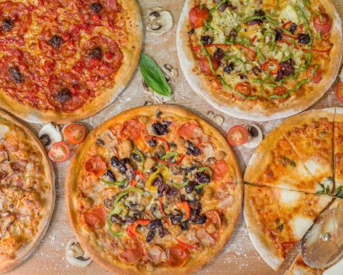 Decide on the Type of Pizza Shop