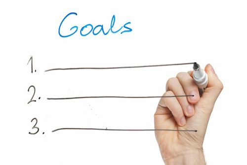 Identify and Outline Your Goals