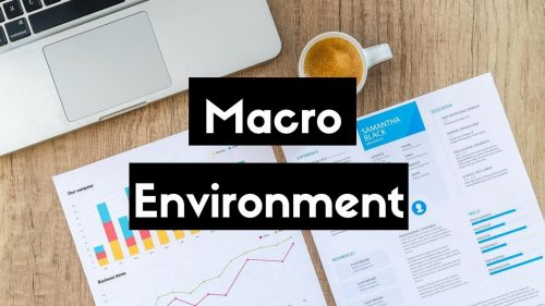 Macro Environment - Components of Business Environment