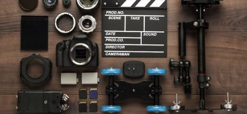 Purchase Video Production Equipment