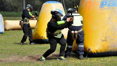 Understanding the cost and expenses of opening a paintball arena.