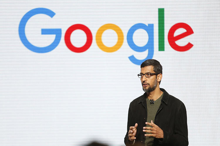 CEO Of the Biggest Search Engine Sundar Pichai