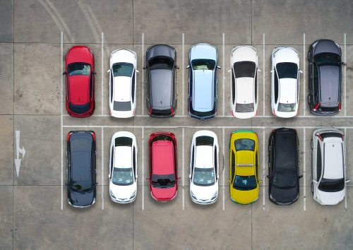 Clever Parking Space Design