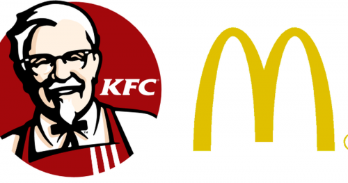 KFC over MacDonald's