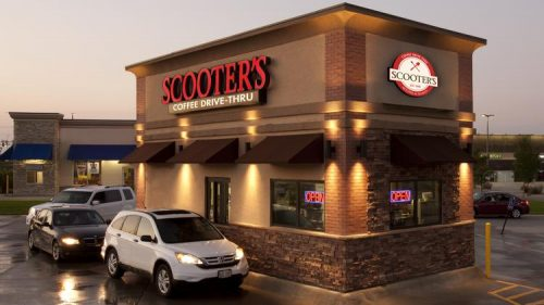 Scooter's Coffee - Coffee Shop Franchise