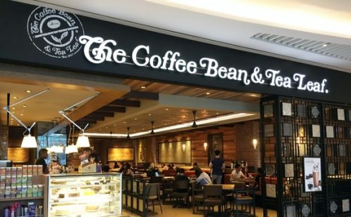 The Coffee Bean and Tea Leaf - Coffee Shop Franchise