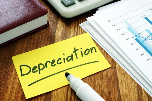 Two Accounting Principles That Depreciation Calculation Depend On