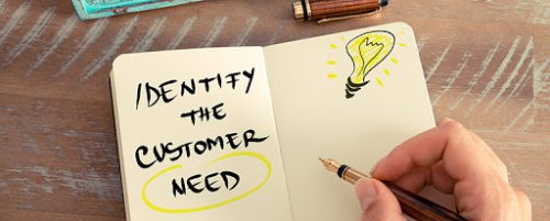 What Do Customers Need?
